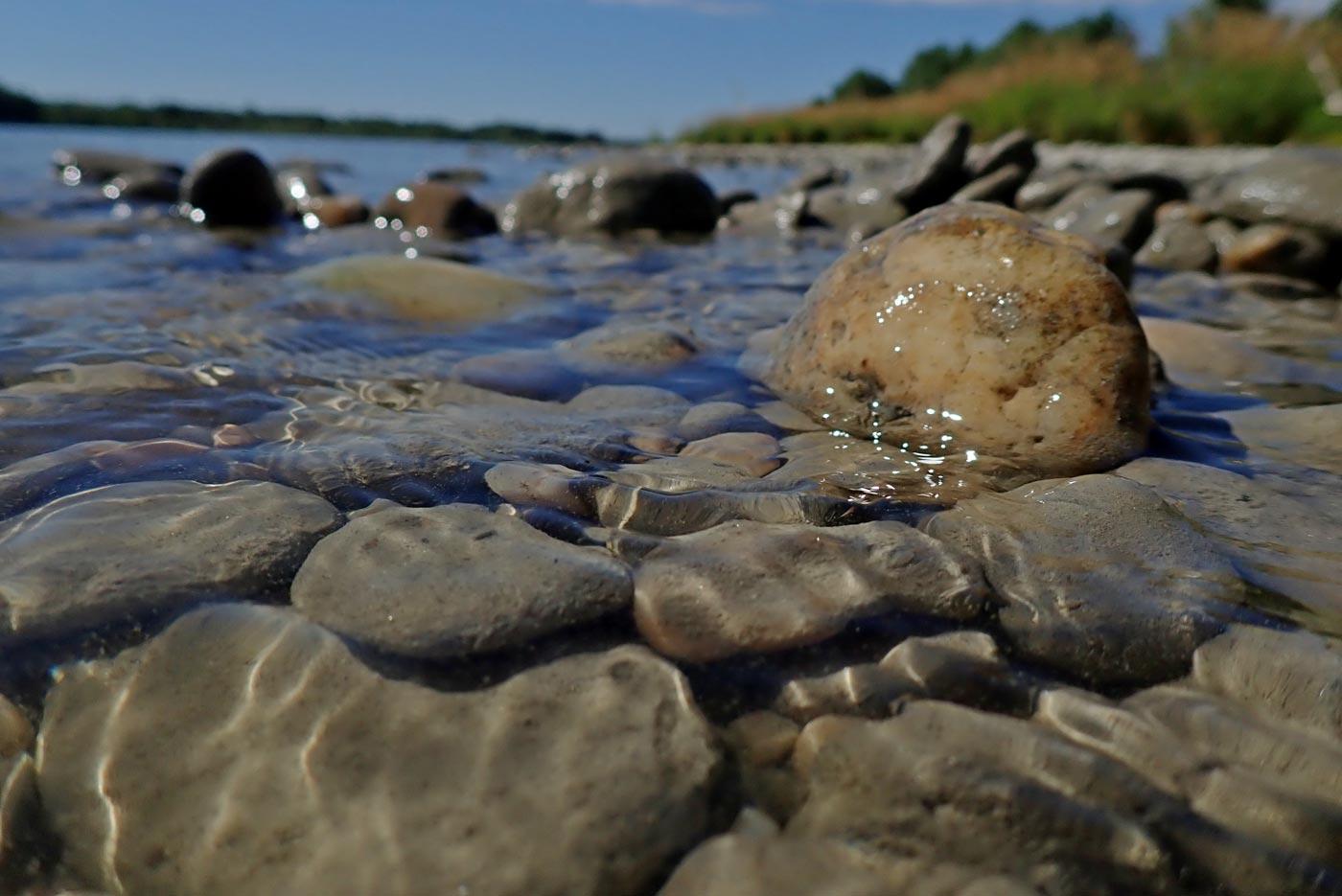 Kamene v Dunaji